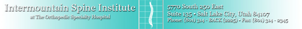 Intermountain Spine Institute